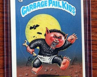 Garbage Pail Kids - Eerie Eric  (116a - 1986)