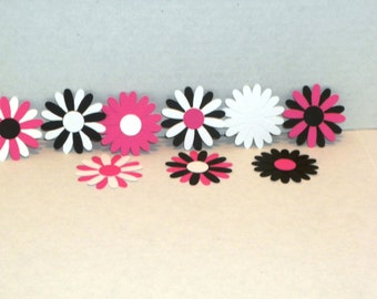 Die Cut  Daisies-Die Cuts, Scrapbooking, Flowers, Craft Supplies, Supplies-DCF-21