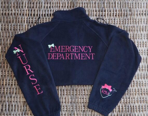 Emergency Room Fleece Jacket