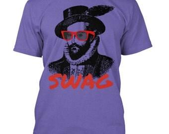 Sir Walter's Got Swag T-shirt