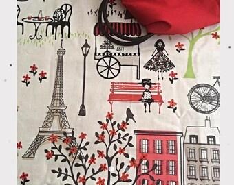 Baby ringsling Summer in Paris