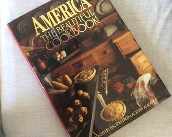 America the Beautiful Cookbook, 1990 edition