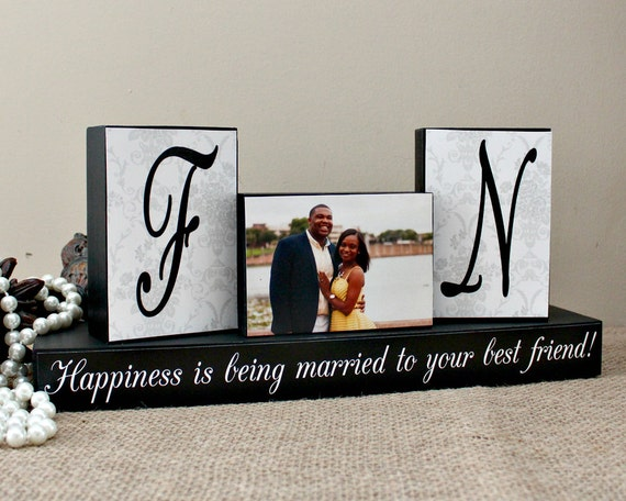 Personalized Wedding Gifts For Couples: Personalized Unique Wedding Gift For Couples By TimelessNotion