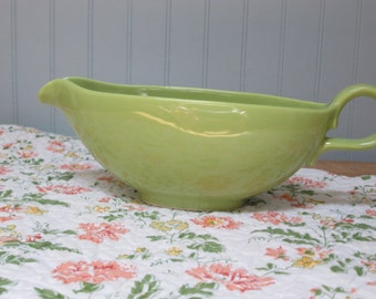 Rhythm by Homer Laughlin Gravy Boat