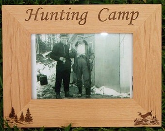 Hunting. Hunting Frame. Hunting Gift. Gift For Hunter. Hunting Picture Frame. Deer Camp. Deer Hunting. Hunting Camp. Gift For Him. Dad Gift