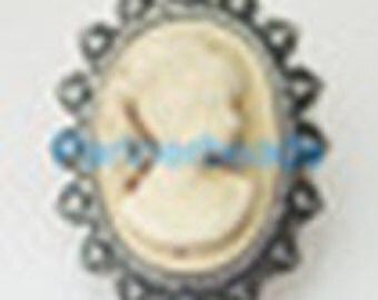 20MM Cameo Snap Button
