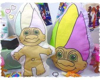 Troll Doll Scatter Cushions