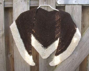 shawlette rustic