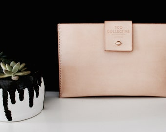iPad Mini case leather handmade in Australia