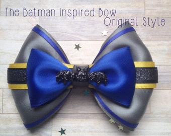 The Batman Inspired Bow