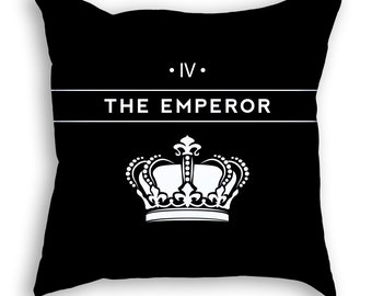 The Emperor | Tarot Pillow