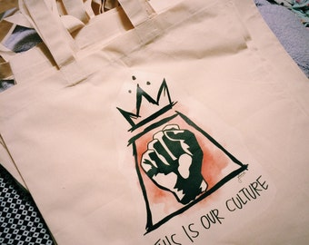Fall Out Boy-themed Tote Bag