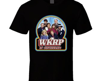 Wkrp In Cincinnati Classic Tv T Shirt