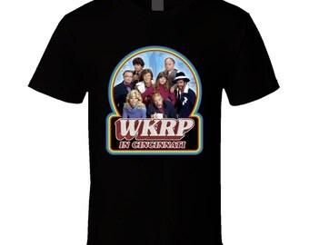 Wkrp In Cincinnati Classic Tv T Shirt