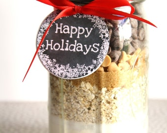 Cookies in a Jar - Makes 18 delicious cookies, Perfect holiday gift