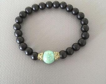 Men's Bracelet, Beaded Bracelet, Stack bracelet for man, Mens Jewelry, Men's Jewelry, Gift for Him, men's gifts, bracelet for men,  Mala