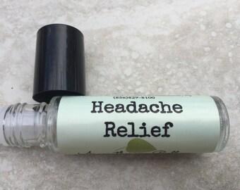 Gladden - headache aromatherapy