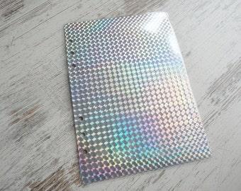 A5 dashboard sparkling silver