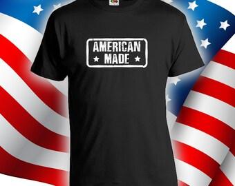 American Made shirt - happy 4th of july shirt women, men, fourth of july tshirt, july 4th shirts, christmas gift, birthday gift - CT-037