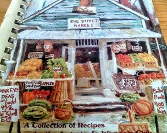 The Market Place Vintage Cookbook  1986