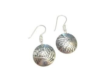 Ear ethnic Sterling Silver earrings