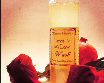 Love Is The Law Magic Spell Body Wash