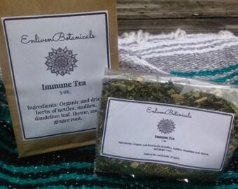 Immune Tea