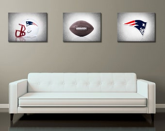 Unique new england patriots related items etsy - New england patriots bedroom accessories ...
