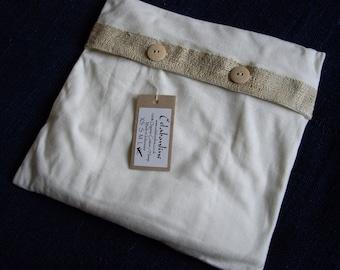 100% Organic Bamboo/Cotton Women's organic Dyed Underwear