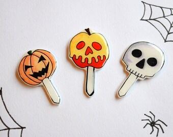 Halloween Lollipop Pin