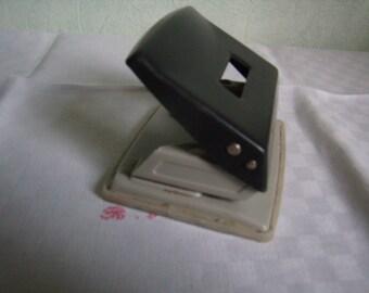 Perforatrice de bureau, industrie, Scrapbooking,  LEITZ Nr. 5018, Vintage , Made in Germany, 1980