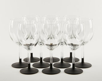 10 Chalkboard Wine Glasses - Perfect for Housewarming | Birthday Parties | Wedding Shower Gifts!