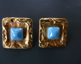 Clips earrings vintage - ARTHUS BERTRAND