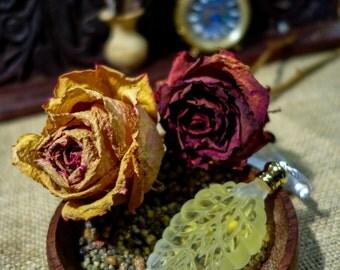 Desert Song {11ml Leaf Vial} ~ Natural Perfume Oil