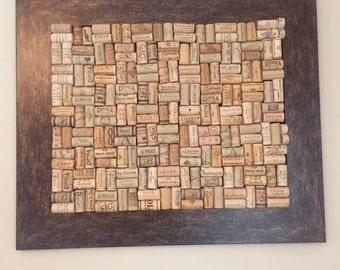 Wine Cork Board LARGE
