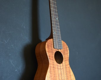 Master Grade Koa Ukulele- Imua Soprano  ISG-C5 0391