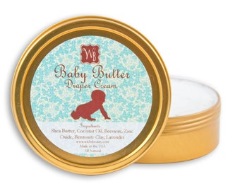 Baby Butter - Diaper Cream (4oz)