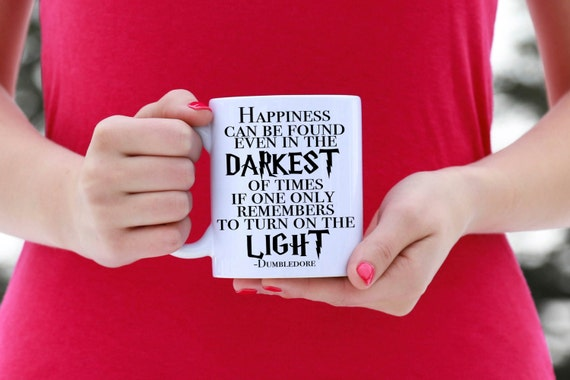 DUMBLEDORE Quote | HARRY POTTER Mug | 11 oz.