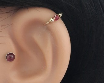 "Shop ""garnet"" in Body Jewelry"
