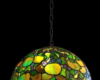 Pendant shade Hydrangea
