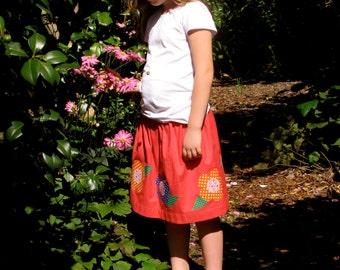 Garden Path Skirt