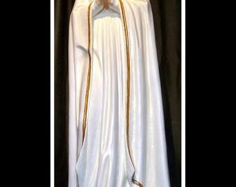 "Maria Rosa Mystica 38"" Fiberglass Mystical Rose Mary Catholic Christian Statue"