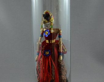 Jembawati  Indonesia Wayang Golek Rod Puppet Doll