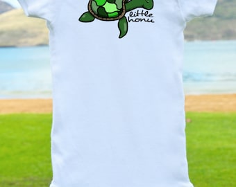 Little Honu Onesie