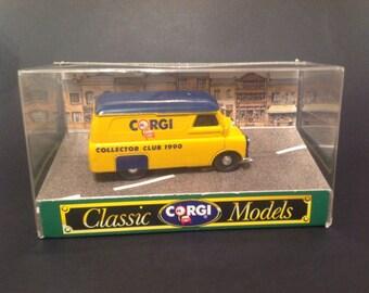 1990 Corgi Collectors Club - Bedford CA Van