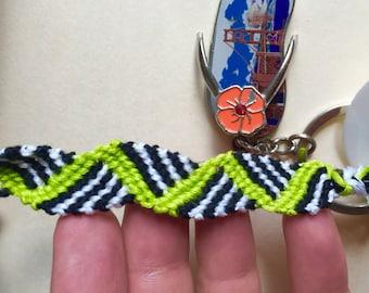 Cool Braided Keychains
