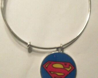 Superman bracelets