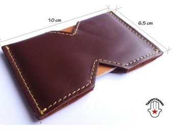 Leather Card Holder, Credit Card Wallet ,Business Card Cases