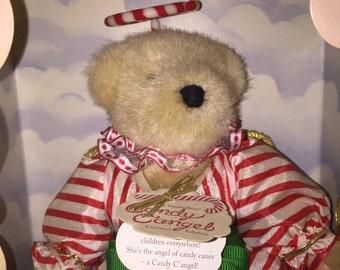 Muffy Vandebear Candy C'Angel Stuffed Bear, new in box