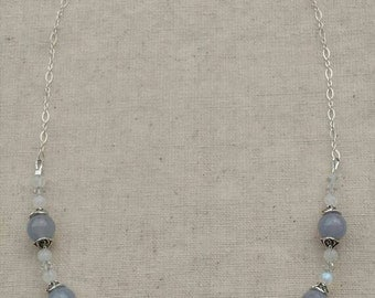 Morning Mist Necklace